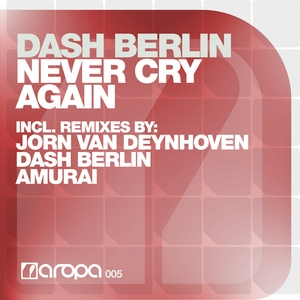 Never Cry Again [CDS] (Netherlands, Aropa, AROPA005)