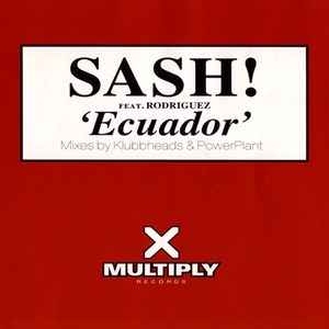 Ecuador (CD, Maxi-Single) (CDS2) (UK, Multiply Records, CXMULTY23)