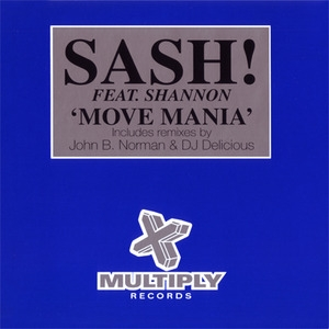 Move Mania (CD, Maxi-Single, CD1) (UK, Multiply Records, CDMULTY45)