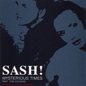 Mysterious Times (CD, Maxi-Single) (Japan, Victor Entertainment Japan, VICP-35023)