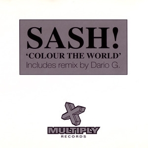 Colour The World (CD, Maxi-Single, CD1) (UK, Multiply Records, CDMULTY48)