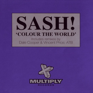 Colour The World (CD, Maxi-Single, CD2) (UK, Multiply Records, CXMULTY48)