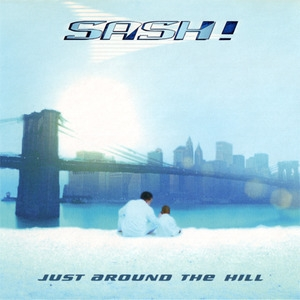 Just Around The Hill (CD, Maxi-Single) (Germany, X-IT Records, 0108585XIT)