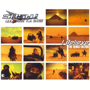 I Believe (The Remix Edition) (CD, Maxi-Single) (Germany, Virgin, 724354699221)