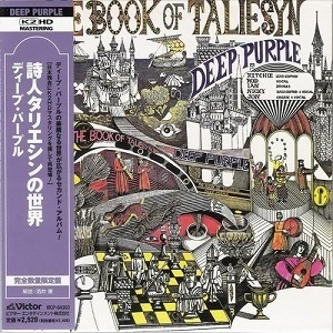 The Book Of Taliesyn (2008 Remastered, Japan)
