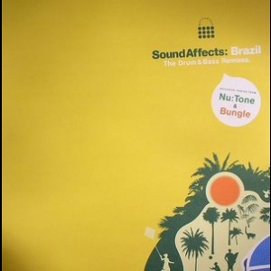 Sound Affects: Brazil (The Drum & Bass remixes) (MRB12036)