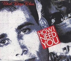 How I Need You [CDS]