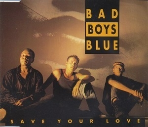 Save Your Love [CDS]