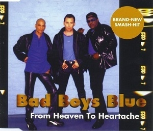 From Heaven To Heartache [CDS]