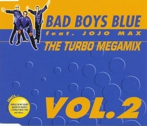 The Turbo Megamix Vol.2 [CDS]