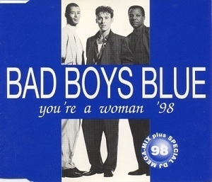 You're A Woman '98 [CDS]