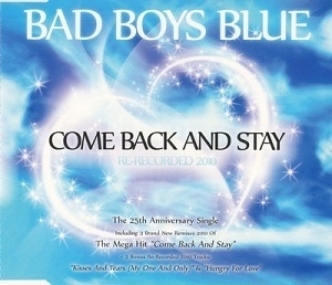 Come Back And Stay Re-Recorded 2010 [CDS]