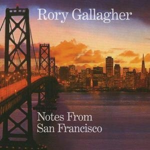 'notes From San Francisco CD2