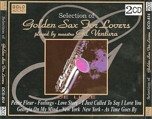 Golden Sax For Lovers (vol 1)
