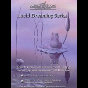 Lucid Dreaming Series DVD(exercise 3)