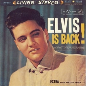 Elvis Is Back! [dcc Gold Rm 1997]