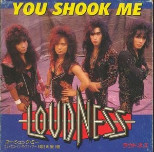 You Shook Me [CDS]
