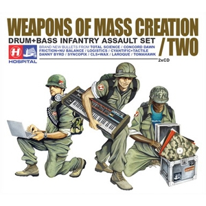 Weapons Of Mass Creation Two CD1 (NHS88CD)