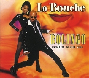 Bolingo (Love Is In The Air) [CDS]