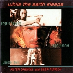 While The Earth Sleeps (Japanese Edition) [CDS]
