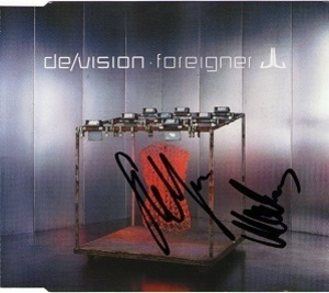 Foreigner [CDS]