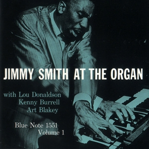 Jimmy Smith At The Organ, Vol. 1