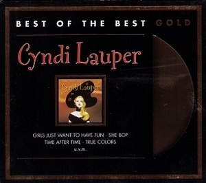 Time After Time (The Best Of Cyndi Lauper)