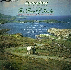 Plays The Rose Of Tralee And Other Irish Favorites (1985 Reissue)