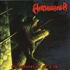 Incarnation Of Evil - German Thrashing War