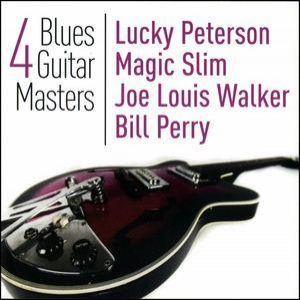 4 Blues Guitar Masters