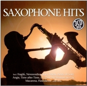 Saxophone Hits (cd3)