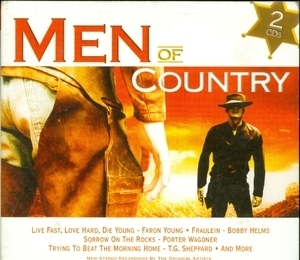 Men Of Country Cd 1