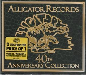 Alligator Records 40th Anniversary Collection CD2