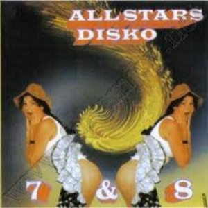 All Stars Disco Cd8