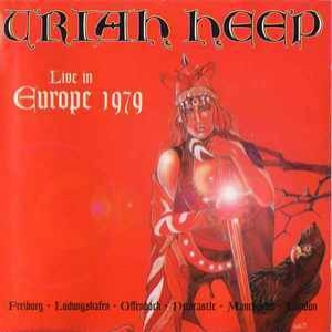 Live In Europe 1979 - Disk 1