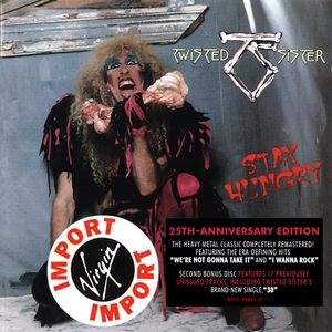 Stay Hungry (25th Anniversary Edition) CD2