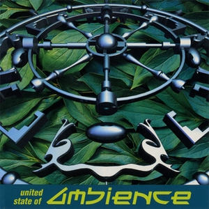 United State Of Ambience (CD, Compilation)