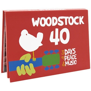 Woodstock 40: 3 Days Of Peace & Music CD5