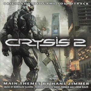 Crysis 2 Original Videogame Soundtrack (CD2)
