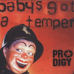 Baby's Got A Temper [CDS]