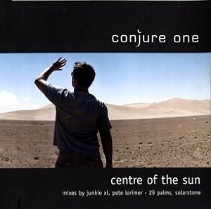 Center Of The Sun (UK Edition) [CDS]