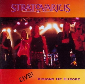Visions Of Europe (CD1)