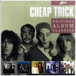 Cheap Trick (©2008 Sony BMG Music)