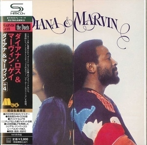 Diana & Marvin (2009 Remastered, Japan)