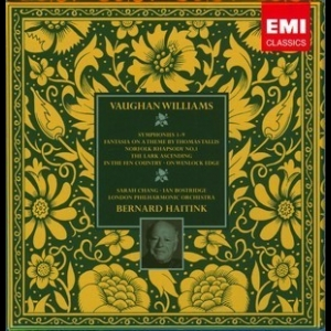 Vaughan Williams: Symphony No. 6, On Wenlock Edge