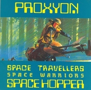 Space Travellers [CDS]