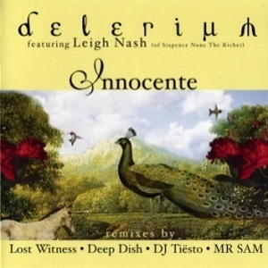 Innocente (Falling in Love) (US Edition) [CDS]