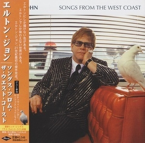 Songs From The West Coast (Japanese Edition)