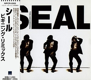 The Beginning (1998 Japanese Edition) [CDS]