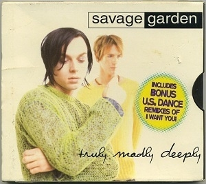 Truly Madly Deeply (Limited Edition) [CDS]